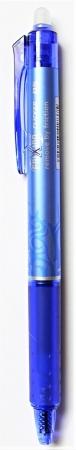 PILOT FRIXION Clicker gumovací pero 0.5 modré