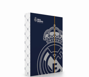 Box na sešity A4 Jumbo Real Madrid