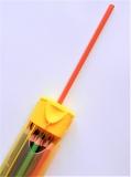 Pastelky Y-PLUS SUBMARINE box + 2 tužky + ořezávátko, fotografie 3/2