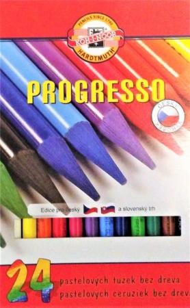 PROGRESSO 24 barev