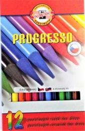 PROGRESSO 12 barev