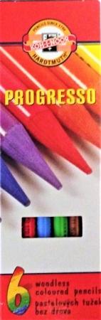 PROGRESSO 6 barev