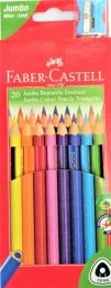 Pastelky FABER-CASTELL 20 barev