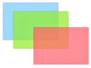 Modelovací podložka A3 mix barev