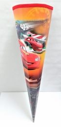 Kornout 85cm šestihranný CARS s červenou síťkou