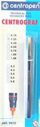 Technické pero CENTROGRAF 9070 / 0,25