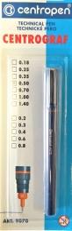 Technické pero CENTROGRAF 9070 / 0,50