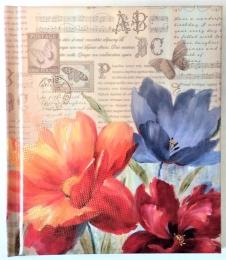 Památník ARGUS 125x145mm květy