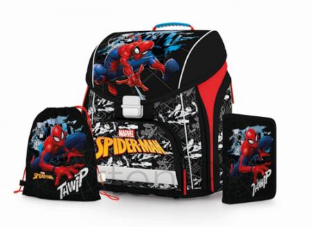 Školní set PREMIUM Spiderman