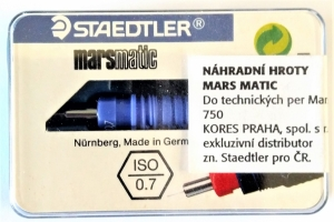 Náhradní hrot STAEDTLER 0.7mm