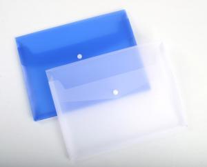 Plastový obal s drukem prostorový A4 - Opaline