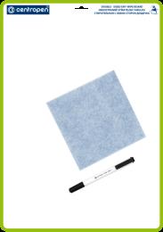 Oboustranná stíratelná tabulka 7789 A3