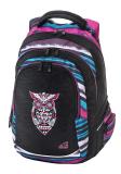 Studentský batoh FAME Dark Owl, fotografie 3/2