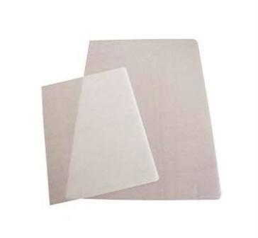 Podložka popisovatelná do sešitu PVC A4 - přírodní