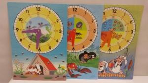 Školní dětské hodiny - MIX