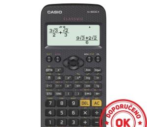 Kalkulačka CASIO FX 82 CE X