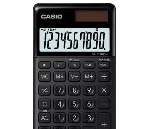 Kalkulačka CASIO SL 1000 SC