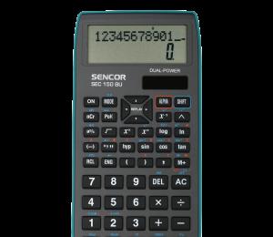 Kalkulačka  SENCOR SEC 150 BU