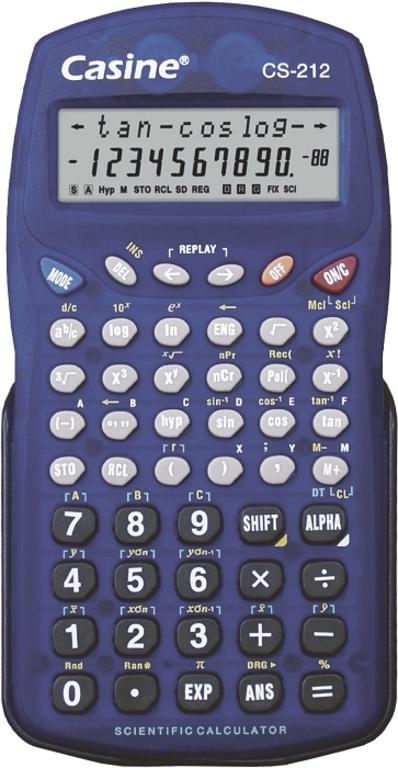 Kalkulačka CASINE CS-212