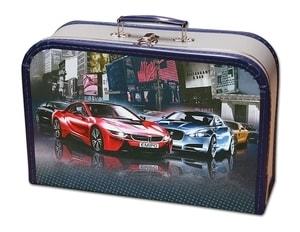 Dětský kufřík City Cars
