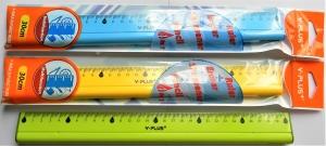 Multifunkční pravítko 30cm Y-PLUS 4v1