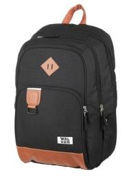 Studentský batoh CONCEPT Black
