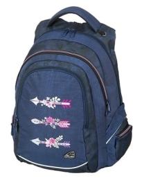 Studentský batoh ARROW Blue