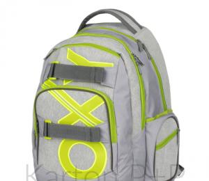 Studentský batoh OXY STYLE Fresh green