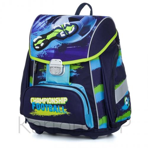 Školní batoh PREMIUM fotbal