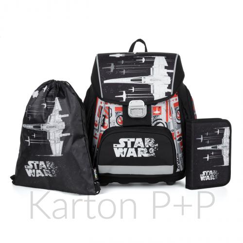 Školní set Star Wars 3dílný PREMIUM