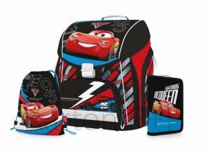 Školní set PREMIUM Cars 3dílný