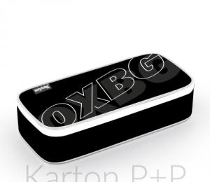 Etue komfort OXY BLACK LINE white