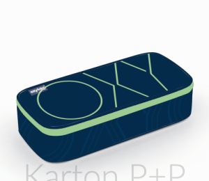 Etue komfort OXY PASTEL LINE green