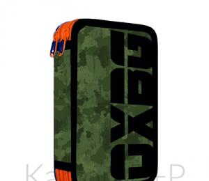 Penál 2p. OXY Army prázdný