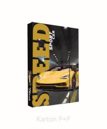Box na sešity A5 Auto