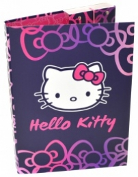Box na sešity A5 HELLO KITTY Kids