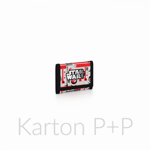 Dětská textilní peněženka Star Wars