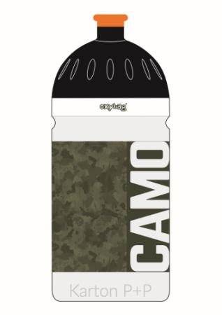 Láhev na pití 500ml Army