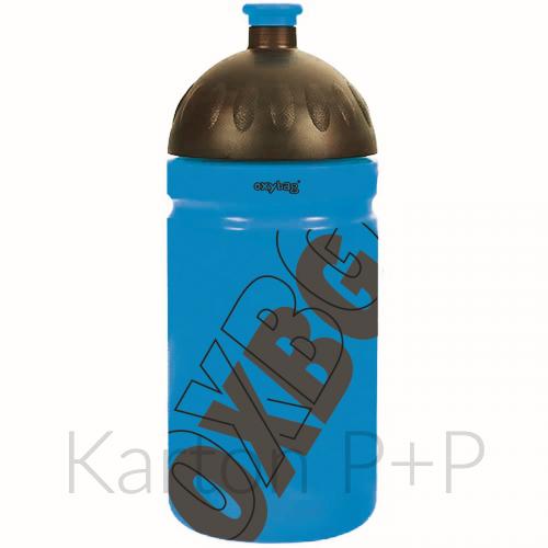 Láhev na pití 500ml BLACK LINE blue