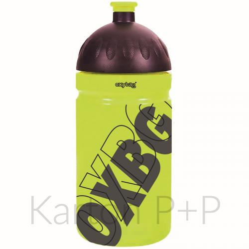 Láhev na pití 700ml BLACK LINE green