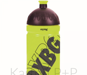 Láhev na pití 700ml BLACK LINE green