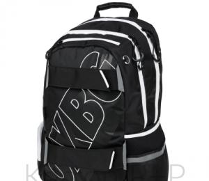 Studentský batoh OXY SPORT BLACK LINE white