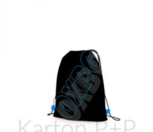 Vak na záda OXY BLACK LINE blue
