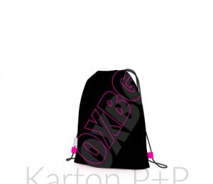 Vak na záda OXY BLACK LINE pink