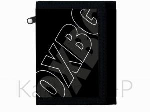 Peněženka OXY BLACK white