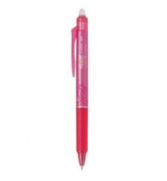 PILOT FRIXION Clicker gumovací pero 0.7 růžové