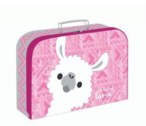 Dětský kufřík 34cm Lama