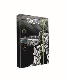 Box na sešity A5 ROBOT