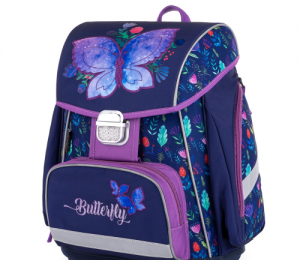 Školní batoh PREMIUM Motýl