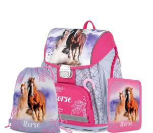 Set 3dílný PREMIUM kůň